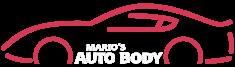 Mario's Auto Body Logo